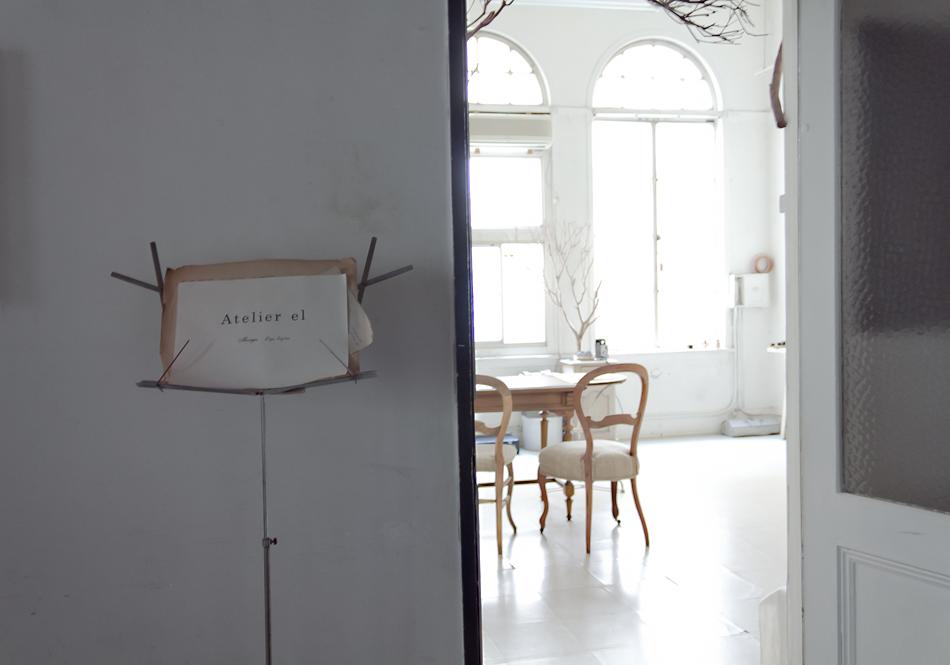 Atelier el アトリエエルの工房
